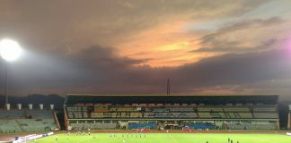 Sarusajai Stadium will host the opening 2022 FIFA Qualifier match on September 7 Photo Courtesy: Wikipedia