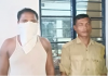 The man has been identified as Hasen Ali and he is a resident of Laukhuwa in Samaguri circle of Nagaon district. Photo: Time8