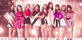 Twice - a South Korean girl group formed by JYP Entertainment through the 2015 reality show 'Sixteen'. Photo courtesy: kprofiles.com