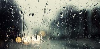 Heavy to light rain likely to occur this weekend